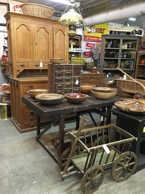 Green Oak Antiques One Of Indiana S Largest Independent